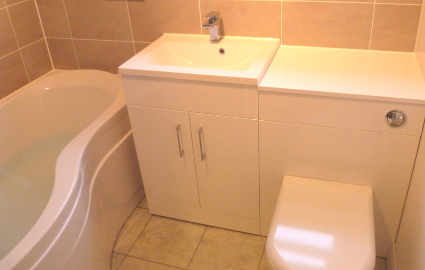 Bathroom installations bathroom fitter installer in essex craig smith Tiny bathroom designs uk