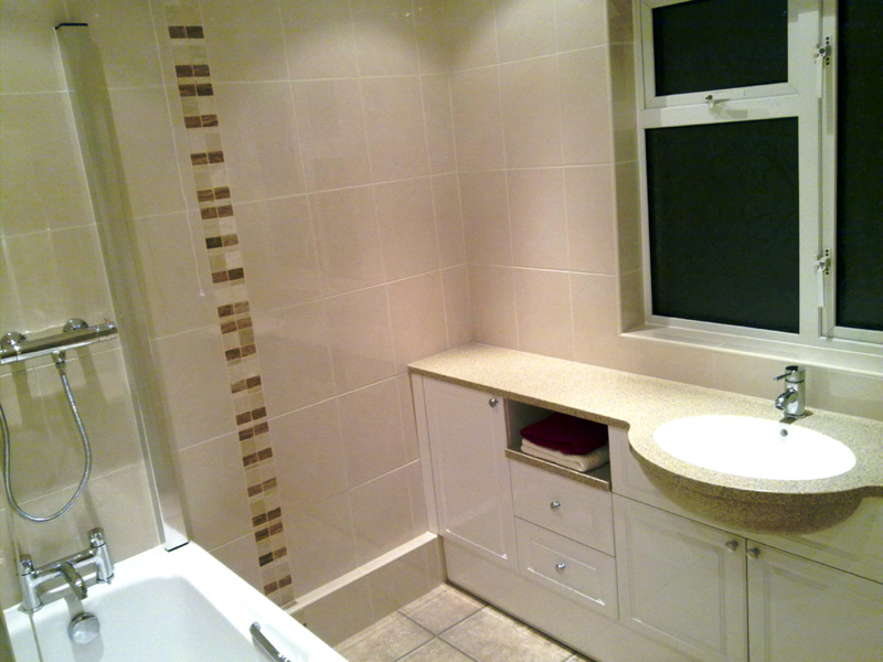 sheffield bathroom fitters fitting